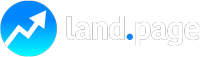Land.page Landing Pages que generan leads Logo
